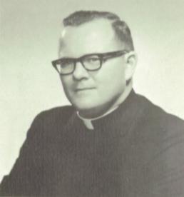 Photo of John Bloh in 1968