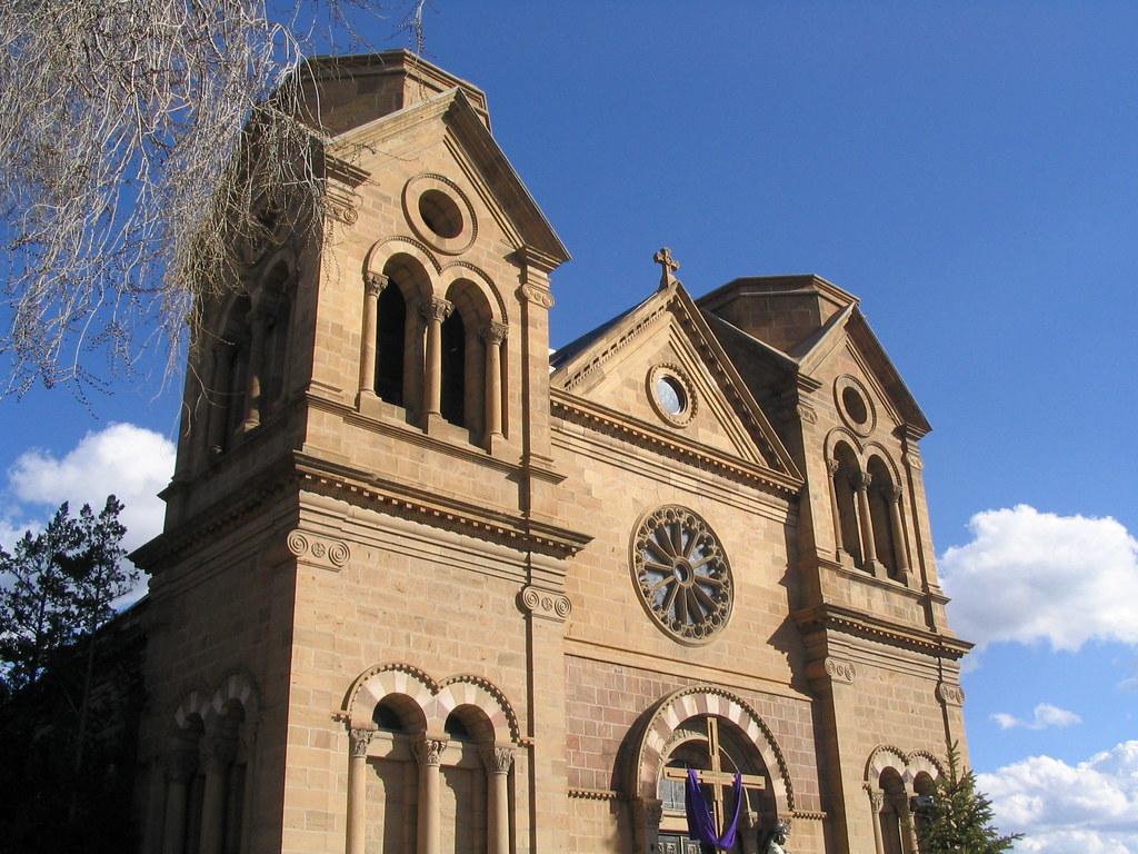 Saint Francis Cathedral, Santa Fe, New Mexico